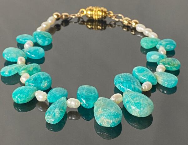 amazonite-pearl-bracelet2