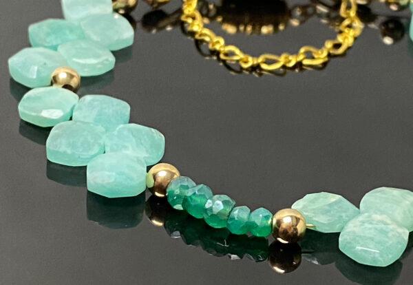 amazonite-emerald
