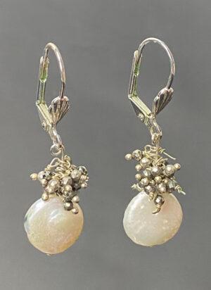 pearl-pyrite-earrings