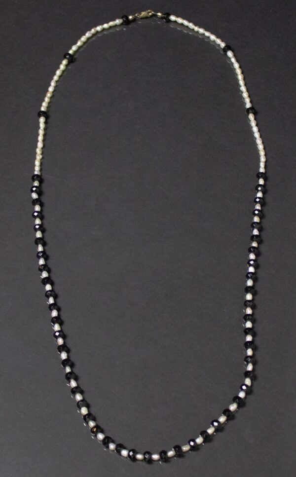onyx pearl necklace5