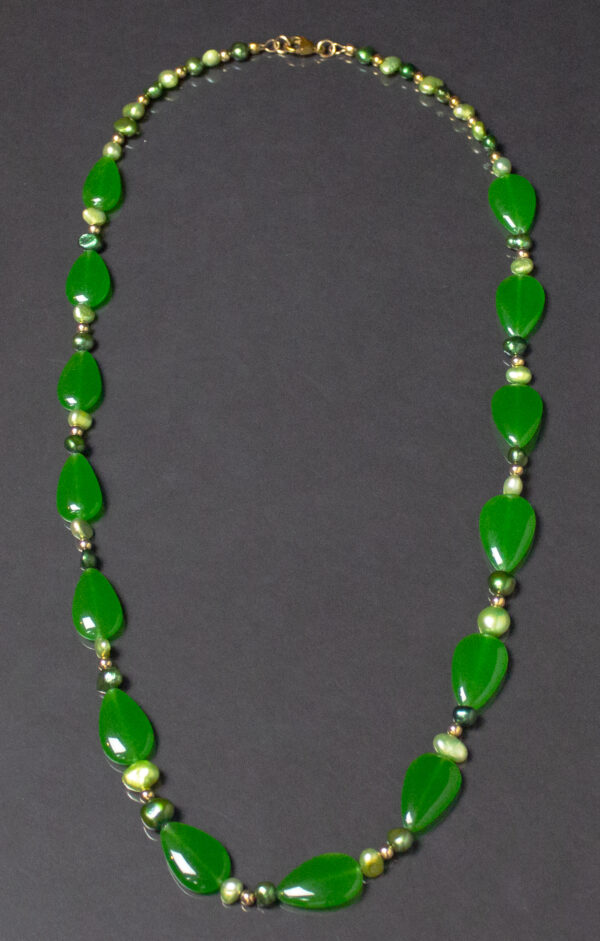 Chalcedony Necklace7