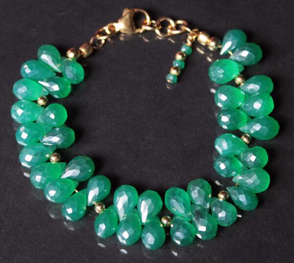 chalcedony onyx bracelet 5